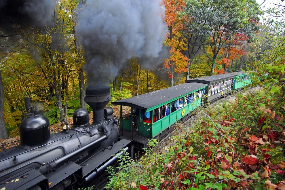 West Virginia Adventure By Rails Via The C Scenic Railroad And New Tygart Flyer Experience