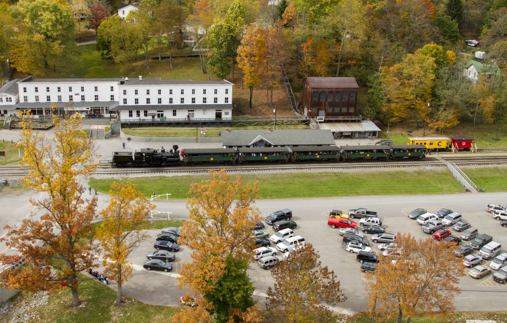 Cass Scenic Bald Knob Trip | Mountain Rail WV