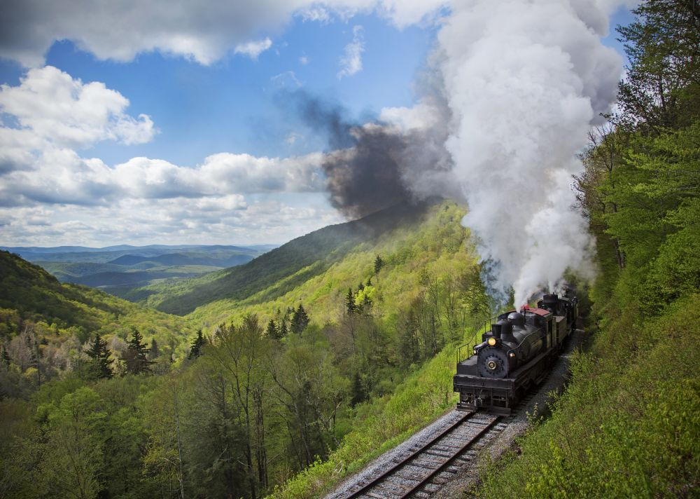 Image result for photos of cass scenic railroad