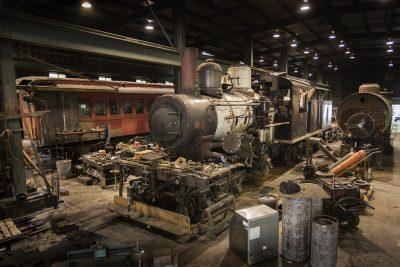 Full List of Train Trips | Mountain Rail WV
